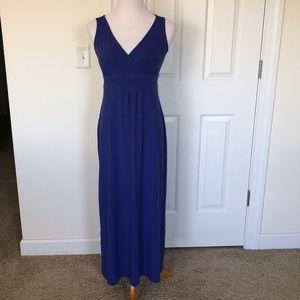 Eileen Fisher Blue sleeveless dress